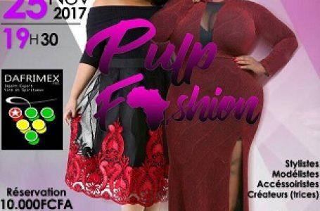 Pulp Fashion : les mannequins rondes à l'honneur !