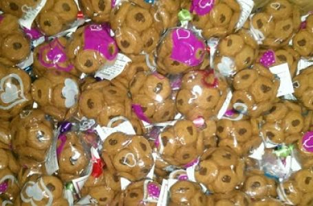 EMMAUD; des Cookies et Chips made in Togo!