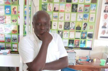 Togo/ Koffi Boko : « Le livre est mon fidèle ami » !