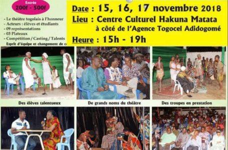 Festival scolaire de théâtre (FESCOTH)