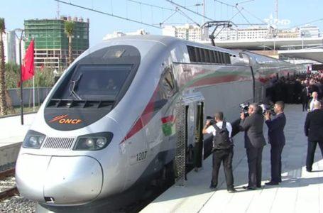 MAROC : Al-Boraq, le premier TGV d'Afrique