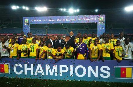 Football/CAN U-17 : le Cameroun remporte le sacre après 16 ans d'attente