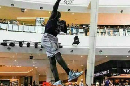 Togo/Basketball: Aguemte-Site Malapa, basketteur multiposte