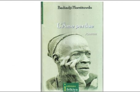 "Cameroun/ ""L'Âme perdue"" de Badiadji Horrétowdo"