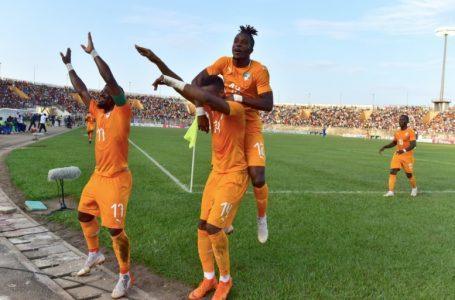 CAN 2019 : la Côte d'Ivoire fait un pas en avant face à l'Afrique du Sud