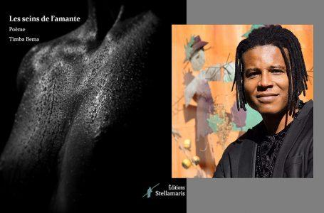 """Diaspora/ """"Les Seins de l'amante"""" du Camerounais Timba Bema, remporte le Grand Prix Littéraire d'Afrique Noire"""