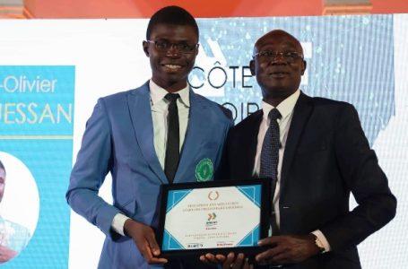 Côte d'Ivoire / Koffi Jacques N'Guessan: Prix international meilleure start-up green francophone 2019