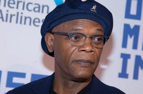 L'acteur Afro-Américain Samuel Jackson désormais Gabonais !