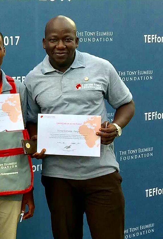 Barahub au Tony Elumelu Forum