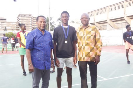 Circuit juniors ITF/CAT de Lomé: Myko Kouame et Vipasha Mehra médaillés d'or