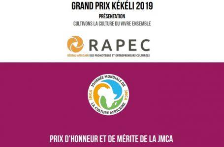 Le Grand Prix KÉKÉLI de la JMCA, une oeuvre de l'ONG RAPEC