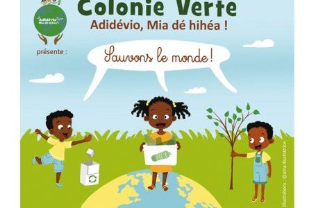 """Togo/ """"Colonie Verte"""": aimer et protéger la nature dès le bas-âge, une idée de Sélom Mensah"""