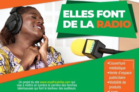 « Elles font de la radio » : projecteurs sur les journalistes et animatrices radios en Afrique