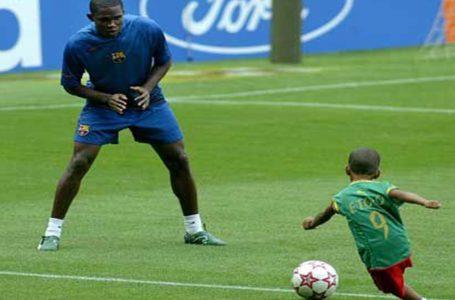 Cameroun : Étienne Eto'o disputera la coupe du monde U17