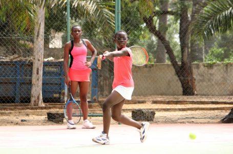 Tennis/A la découverte des sœurs Adjiwanou (Kekeli, Pamela et Horcelia)