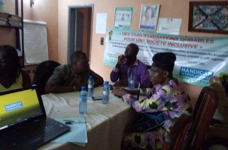 Bénin/ Des créneaux de motivation des personnes en situation de handicap
