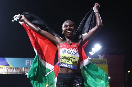 Mondiaux d'athlétisme 2019/Le Kenya 2e derrière les Etats Unis