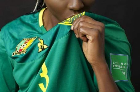 Football féminin : La camerounaise Ajara Nchout est sacrée meilleure joueuse africaine