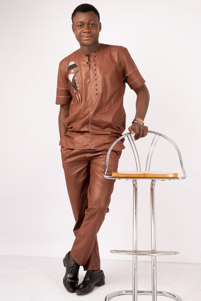 Ghislain Emerice AWAGA, jeune trader milliardaire au Togo