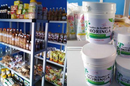 """Le concept """"Togo Boutique"""" de Adjo Essinam pour la production locale"""