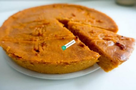 Cuisine/Gâteau à la patate douce