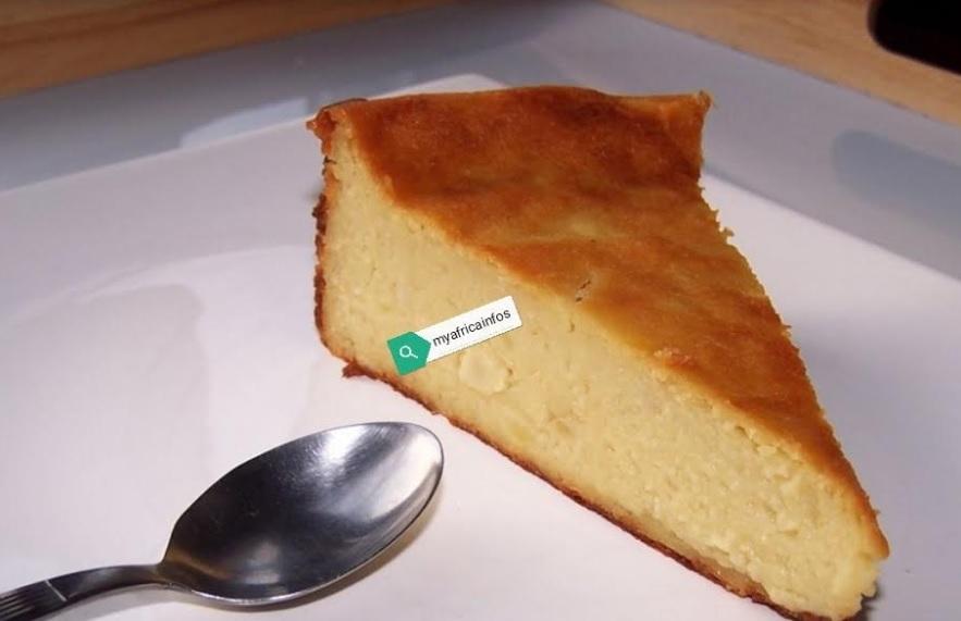 Le Gâteau à la patate douce