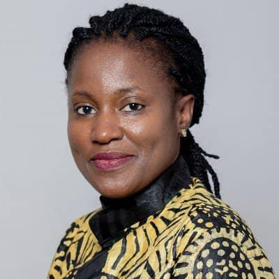 Aissata Béavogui, directrice générale de Guinea Alumina Corporation (GAC)