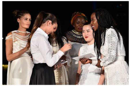 Prix LVMH 2020: Sindiso Khumalo, la Sud-africaine parmi les 20 demi-finalistes.