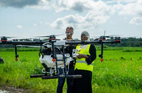 Rwanda/ Des drones anti-moustiques pour lutter contre le paludisme.