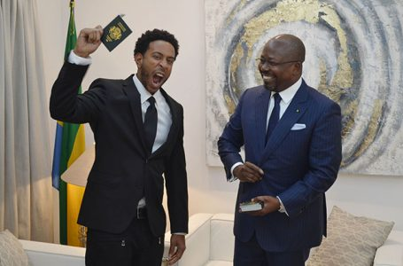 Le rappeur et acteur américain Ludacris est devenu citoyen gabonais