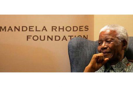 Afrique/ Programme de formation de leadership Mandela Rhodes