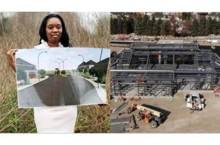 Diaspora/ Terrica Smith: De sans-abri à chef d'entreprise.