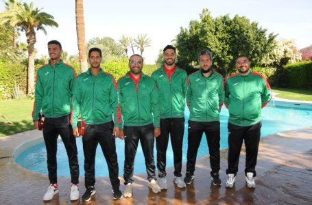 Coupe Davis: le Maroc, la Tunisie et le Zimbabwe encore en course