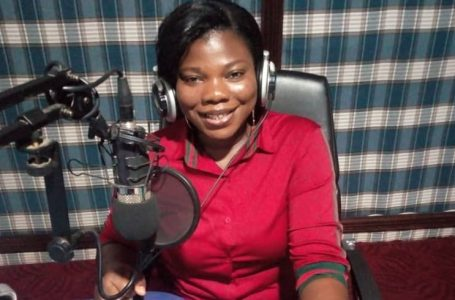 A Lomé, Eugénie GADEDJISSO a rêvé la radio en grand