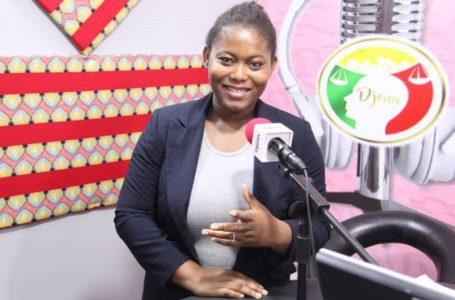 Edwige Apedo, une des rares patronnes de média au Togo