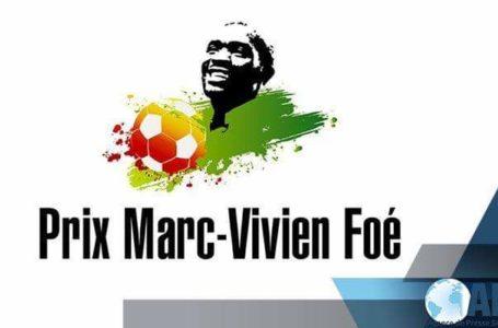 Prix Marc-Vivien Foé 2020 : Les nominés sont connus