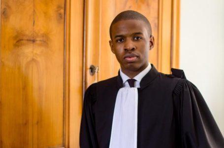 Amir N'GAZI, ce jeune avocat de 24 ans qui fait la fierté de l'Afrique
