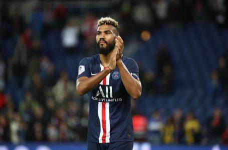 Paris Saint-Germain : Choupo Moting part…