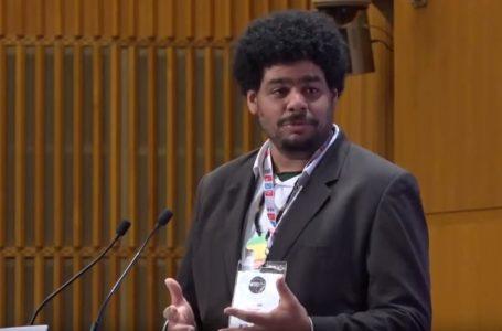 """Rudy Casbi: """"aucun Afro ne sera respecté dans ce monde tant que l'Afrique n'émerge pas…"""""""