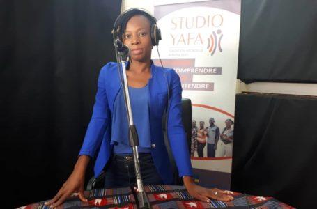 Burkina-Faso/Safiatou IIboudo, journaliste férue de l'action sociale