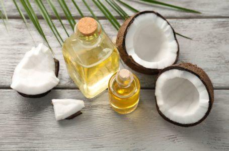 L'huile de coco contre l'eczéma