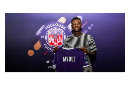 Cameroun: Steve Mvoue s'engage officiellement avec Toulouse Football Club