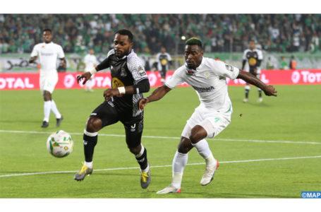 RDC : La Confédération Africaine de Football sanctionne TP. Mazembe et Raja Casablanca
