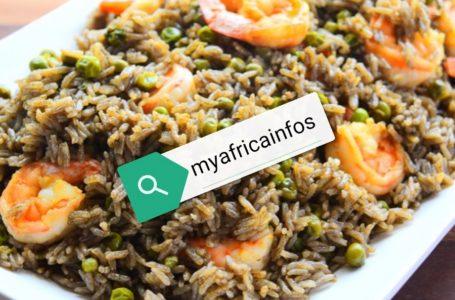 """Cuisine: recette du """"riz djon djon"""""""