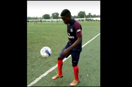Sport/ Ayant très tôt découvert son talent, Alain Guidjime dicte déjà sa loi sur l'aire du jeu
