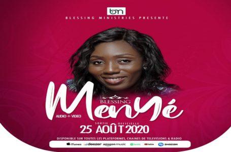 Togo/ Musique : Blessing annonce son deuxième single ʺ Menyé ʺ