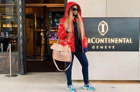 Cameroun / La première sortie musicale de Brenda Biya sur la toile
