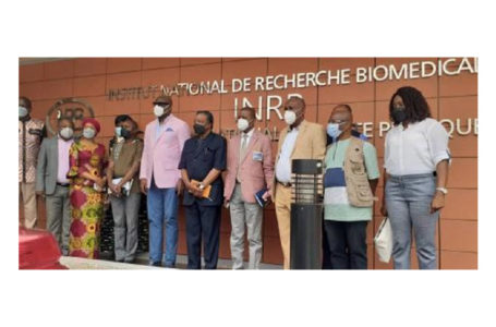 RDC: Tête-à-tête entre la Federation Congolaise de Football Association et l'Institut National de Recherche Biomédicale