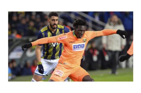 RDC : Fabrice N'sakala signe un contrat avec  Besiktas pour deux ans