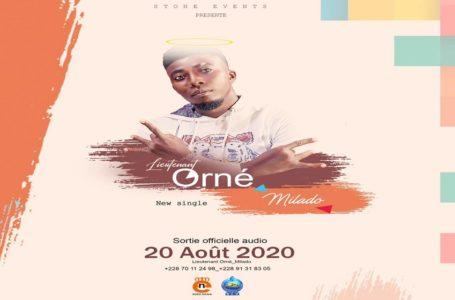 Togo/ Lieutenant Orné annonce un nouveau single et prépare son premier album